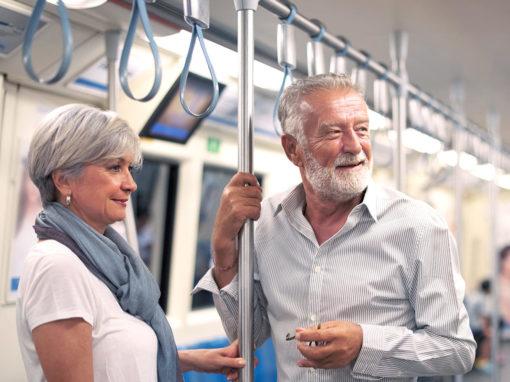 Mobilitätsberatung für Senioren